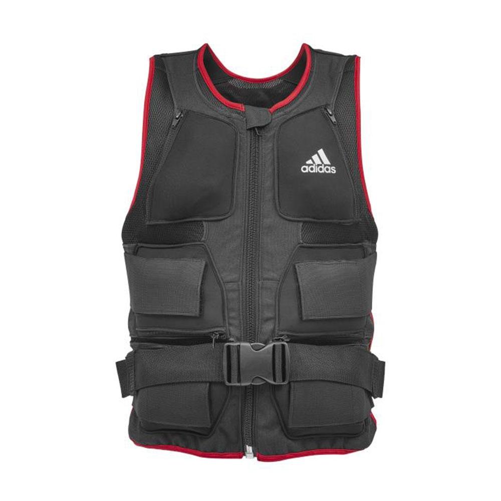 Inocencia Superposición agencia  REEBOK / AFW Adidas AJUST LONG - Chaleco lastrado 10kg black - Private  Sport Shop