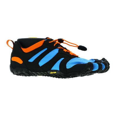 FIVE FINGERS - V-TRAIL 2.0 - Zapatillas de trail hombre blue/orange