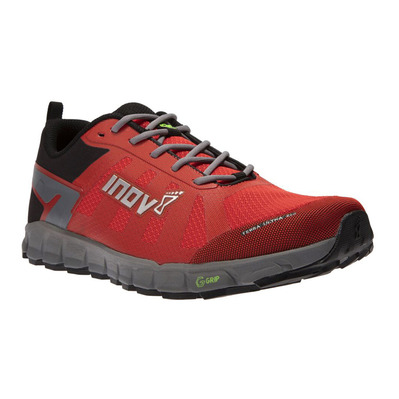 INOV 8 - TERRAULTRA G 260 (W) RED / GREY, Femme RED / GREY