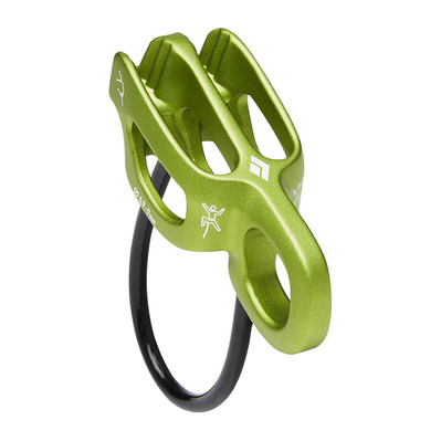 BLACK DIAMOND - ATC ALPINE GUIDE - Sistema di assicurazione envy green