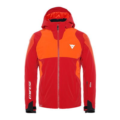 DAINESE - HP1 M1 - Veste ski Homme chili pepper/cherry tomato stretch limo