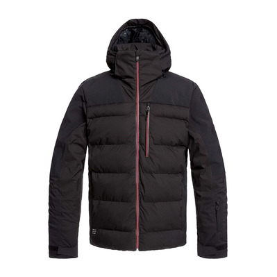 QUIKSILVER - THE EDGE - Snowboardjacke - Männer - black
