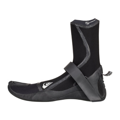 QUIKSILVER - HIGLINE PLUS - Escarpines de surf 3mm hombre black