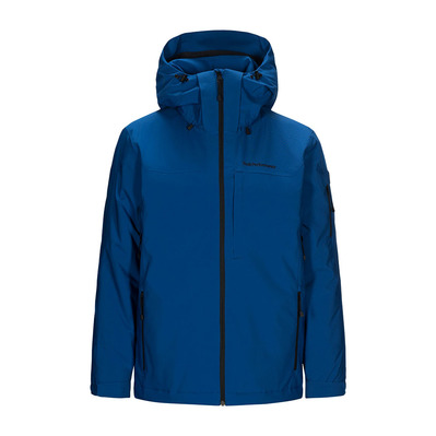 PEAK PERFORMANCE - MAROON - Veste Homme true blue