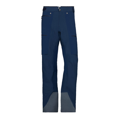 NORRONA - lyngen Windstopper hybrid Pants (M) Indigo Night Homme