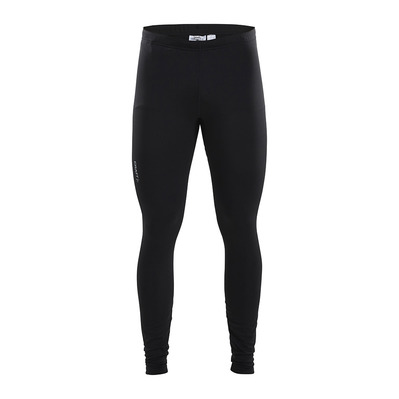 CRAFT - WARM TRAIN - Tights - Men's - black/monument