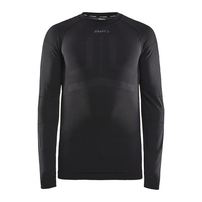 CRAFT - ACTIVE INTENSITY - Camiseta térmica hombre black/asphalt
