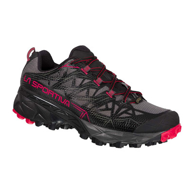 LA SPORTIVA - AKYRA GTX - Chaussures trail Femme black/orchid