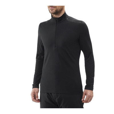 EIDER - WAX 2.0 - Polaire Homme black