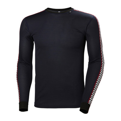 HELLY HANSEN - HH LIFA STRIPE CREW - Base Layer - Men's - navy