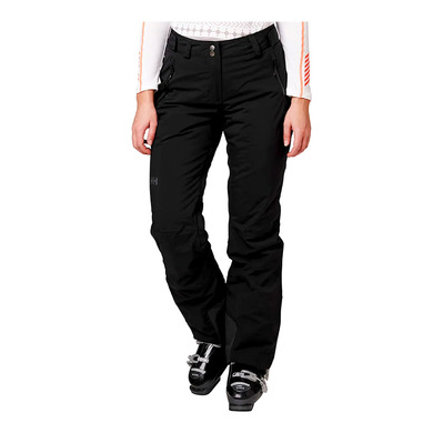 HELLY HANSEN - W LEGENDARY - Pantalon ski Femme black