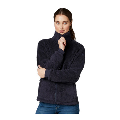 HELLY HANSEN - W PRECIOUS FLEECE - Polaire Femme ebony