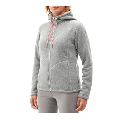 LAFUMA - CALI HOODIE - Pile Donna heather grey
