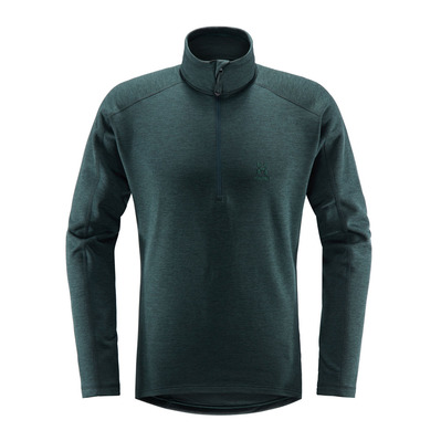 HAGLOFS - HERON - Polaire Homme mineral