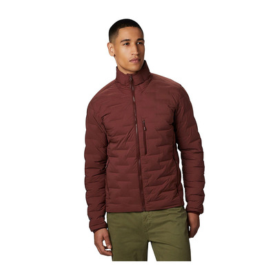 MOUNTAIN HARDWEAR - SUPER DS - Doudoune Homme dark umber