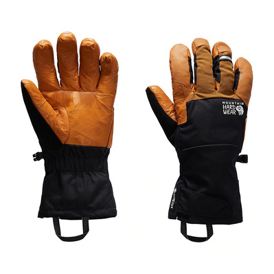 MOUNTAIN HARDWEAR - EXPOSURE LIGHT GTX - Gloves - black