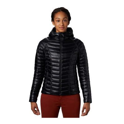 MOUNTAIN HARDWEAR - GHOST WHISPERER 2 HOODY - Down Jacket - Women's - black