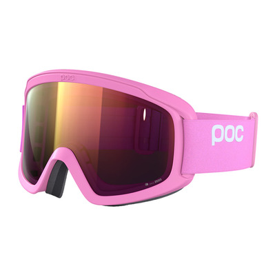 POC - OPSIN CLARITY - Masque ski actinium pink/spektris orange