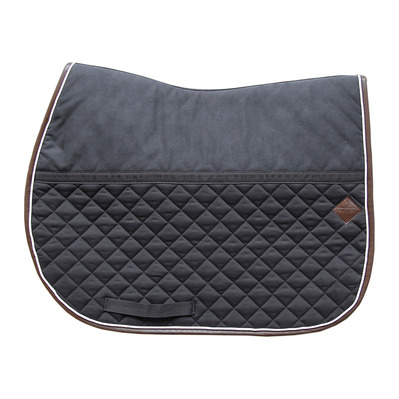 KENTUCKY - INTELLIGENT ABSORB - Tapis jumping noir