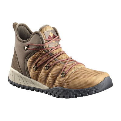 COLUMBIA - FAIRBANKS 503 - Zapatillas hombre elk/deep rust