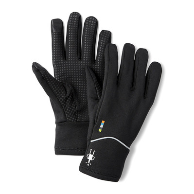 SMARTWOOL - MERINO SPORT FLEECE - Gants black