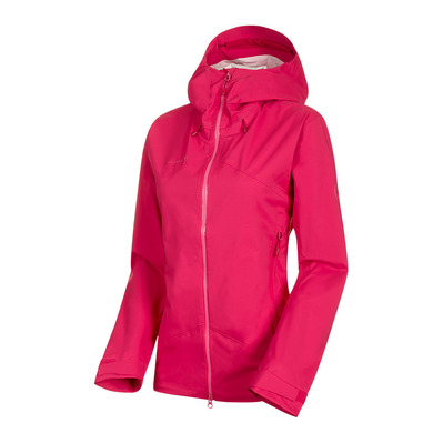 MAMMUT - KENTO - Jacket - Women's - dragon fruit