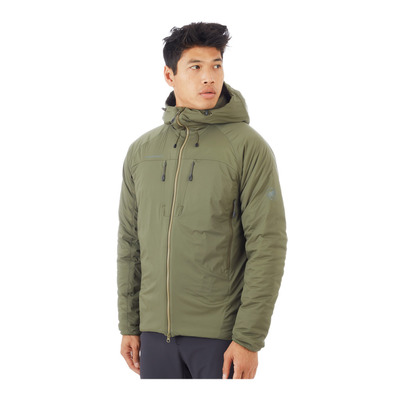 MAMMUT - RIME FLEX - Jacket - Men's - iguana