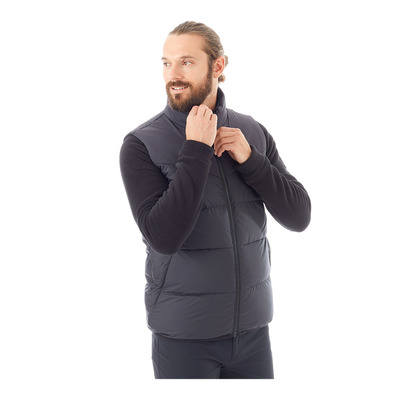 MAMMUT - WHITEHORN - Down Jacket - Men's - black/black