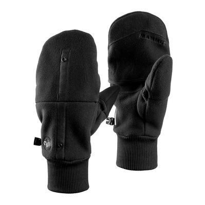 MAMMUT - SHELTER - Gants black