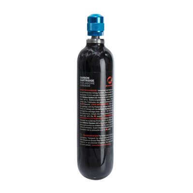 MAMMUT - CARBON CARTRIDGE 300 - Cartuccia black