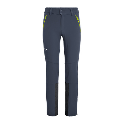 SALEWA - SESVENNA SKITOUR DST - Pants - Men's - ombre blue
