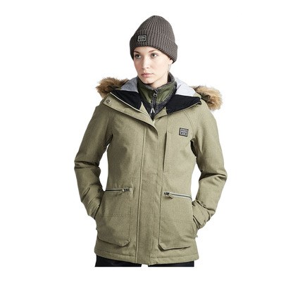 BILLABONG - INTO THE FOREST OLIVE Femme OLIVE