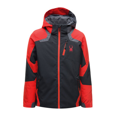 SPYDER - LEADER - Veste ski Junior black