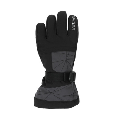 SPYDER - OVERWEB - Gants ski Junior dark grey