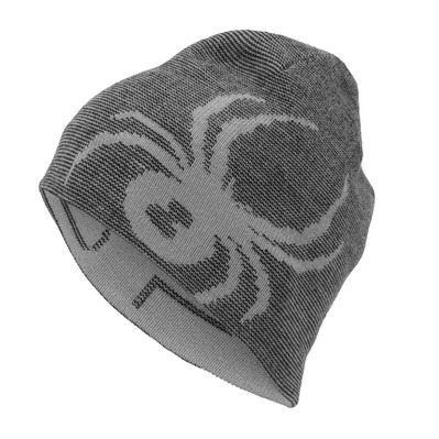 SPYDER - REVERSIBLE INNSBRUCK - Gorro reversible hombre light/pastel grey