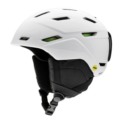 SMITH - MISSION MIPS - Casque matte white