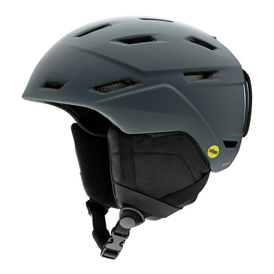 SMITH - MISSION MIPS - Casco matte charcoal