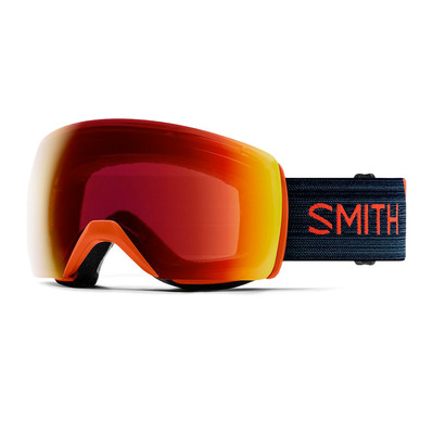 SMITH - SKYLINE XL - Masque ski cp sn red mir