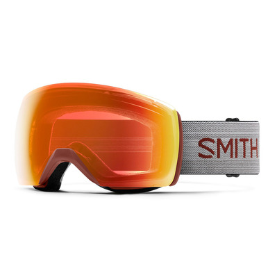 SMITH - SKYLINE XL - Masque ski cp ed red mir