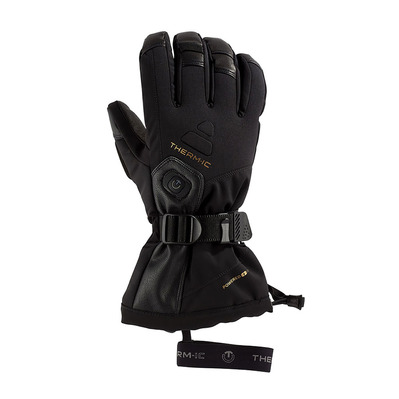 THERM-IC - ULTRA HEAT - Gants chauffants Homme black + batteries