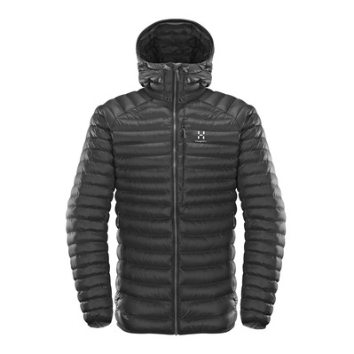 HAGLOFS - CHILL MIMIC - Doudoune Homme true black