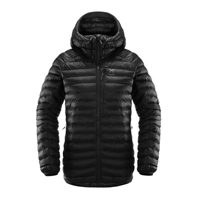 HAGLOFS - CHILL MIMIC - Anorak mujer true black