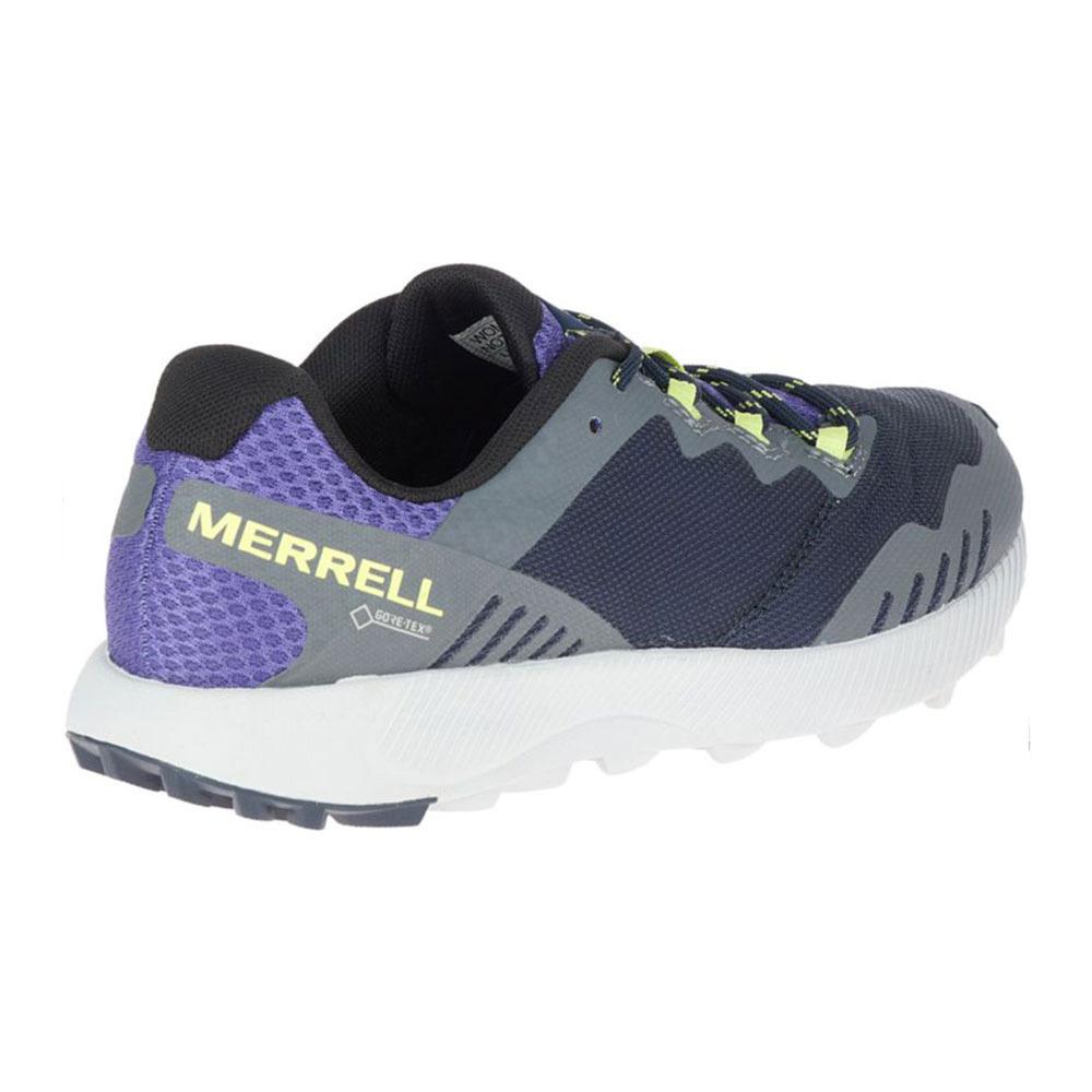Merrell Fluxion GTX Chaussure de Piste dathl/étisme Femme
