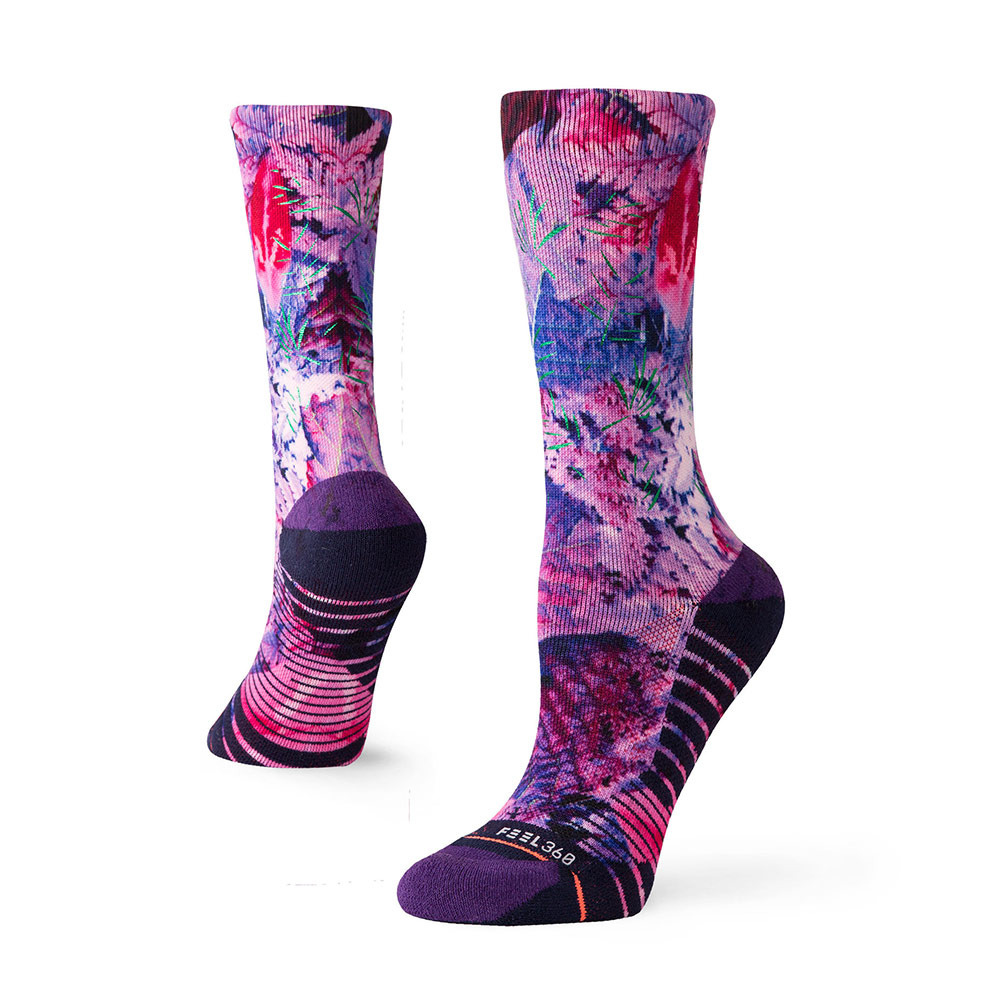 Chaussette de sport Femme violet violet Stance