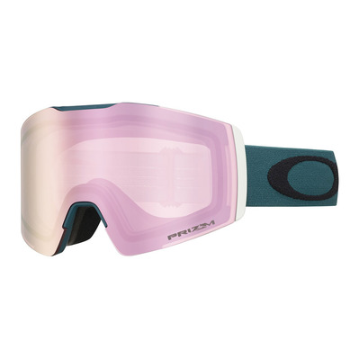 OAKLEY - FALL LINE XM - Masque ski green/prizm snow hi pink iridium