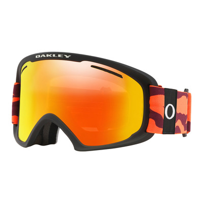 OAKLEY - O FRAME 2.0 PRO XL - Masque ski orange/fire iridium + persimmon