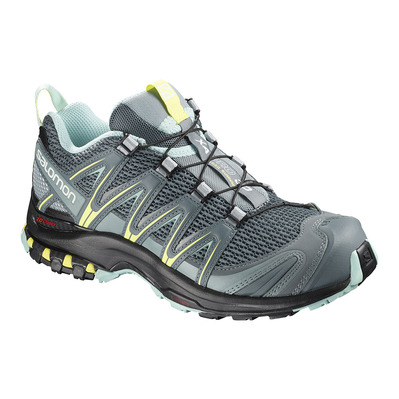 SALOMON - XA PRO 3D - Chaussures trail Femme stormy wea/le/eggshell