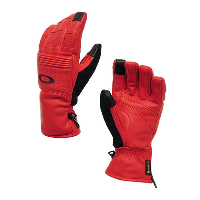 OAKLEY - SILVERADO GTX - Gants Homme high risk red