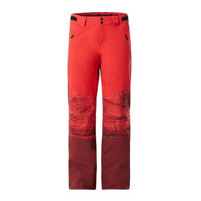 OAKLEY - MOONSHINE INSULATED - Pantalon ski Femme new athletic grey