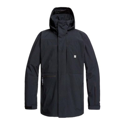 DC SHOES - COMMAND - Chaqueta de snow hombre black